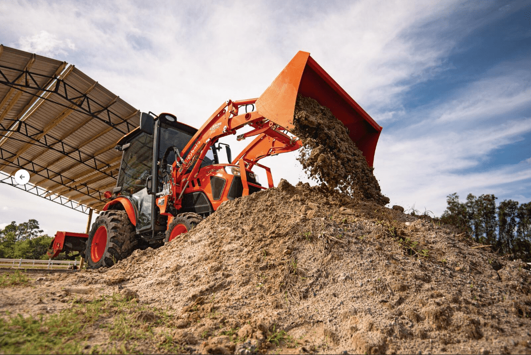 What Makes a Compact Tractor Ideal for Renovators?